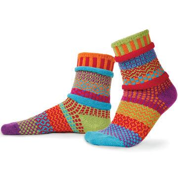 Solmate Womens Cosmos Crew Sock
