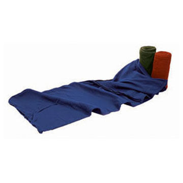 Texsport Fleece 50ºF Sleeping Bag / Liner