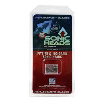 American Broadhead Sonic Replacement Blade - 6 Pk.
