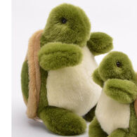 Unipak Designs Plush Turtle Plumpee