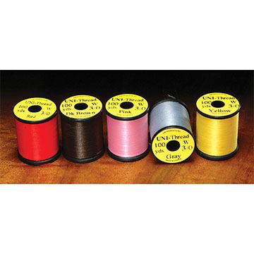 Hareline Uni 3/0 Waxed Thread Fly Tying Material