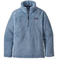 Patagonia Girl's Los Gatos Quarter-Zip Long-Sleeve Pullover Top