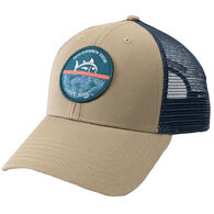Southern Tide Men's Palm Patch Trucker Hat
