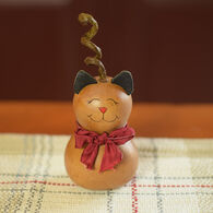 Meadowbrooke Gourds Katie Tiny Cat Gourd