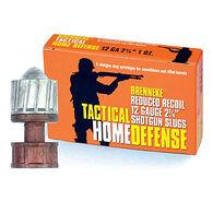 "Brenneke USA Tactical Home Defense 12 GA 2-3/4"" 1 oz. Slug Ammo (5)"