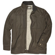 Dakota Grizzly Men's Trask Sherpa-Lined Jacket