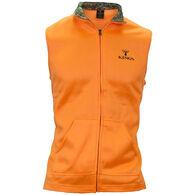 Kings Camo Men's Blaze Full-Zip Poly Vest