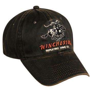 Outdoor Cap Mens Winchester Horse Logo Cap