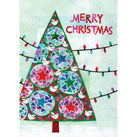 Allport Editions Merry Christmas Tree Boxed Holiday Cards