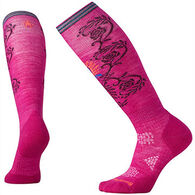 SmartWool Women's PhD Ski Lite Pattern Sock