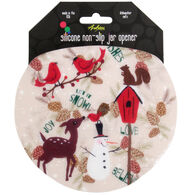 Andréas Decorative Let it Snow Jar Opener