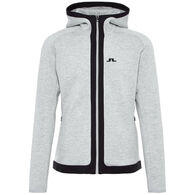 J. Lindeberg USA Men's Moffit Tech Sweat Hoodie