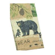 Kay Dee Designs Wilderness Trail Bear Terry Towel