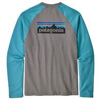 Patagonia Men's P-6 Logo Lightweight Crew Sweatshirt