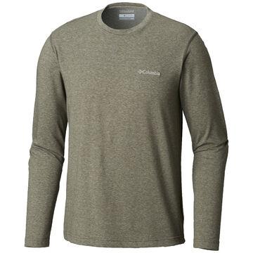 Columbia Mens Thistletown Park Crew-Neck Long-Sleeve Shirt