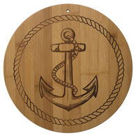 Totally Bamboo Anchor Cutting & Serving Board