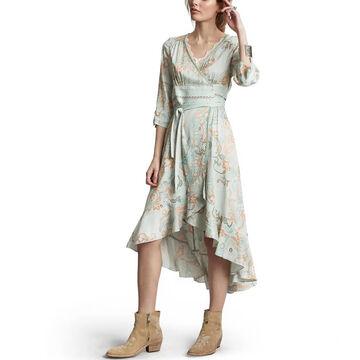Odd Molly Womens Delicate Long Dress