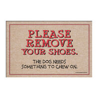 High Cotton Doormat - Remove Shoes