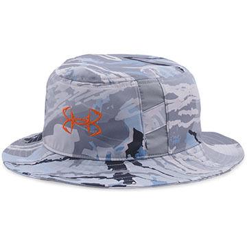 Under Armour Boys' UA Fish Hook Bucket Hat