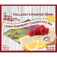 Halladay's Harvest Barn Lemon Raspberry Cheesecake Mix