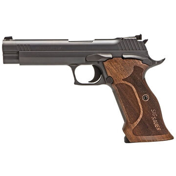 SIG Sauer P210 Target 9mm 5 8-Round Pistol