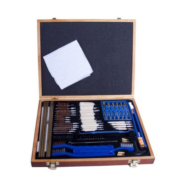 DAC Technologies Universal Select 63-Piece Deluxe Gun Cleaning Kit