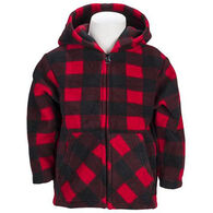 Trail Crest Infant/Toddler Boys' & Girl's Plaid Everyday Easy Hoody