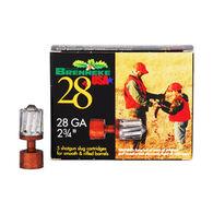 """Brenneke USA 28 GA 2-3/4"""" 5/8 oz. Slug Ammo (5)"""