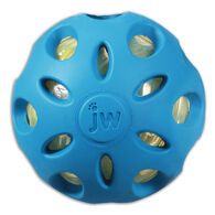 JW Crackle Heads Crackle Ball Dog Toy