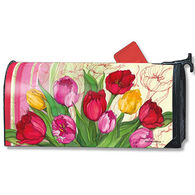 MailWraps Glorious Garden Magnetic Mailbox Cover