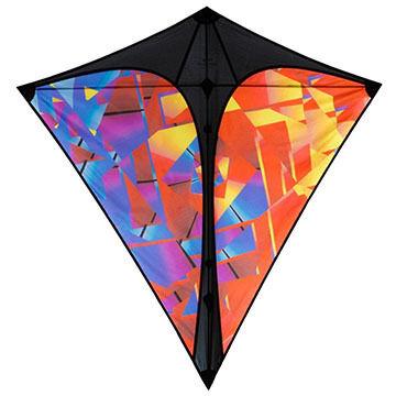 Prism Stowaway Diamond Novie - Intermediate Kite