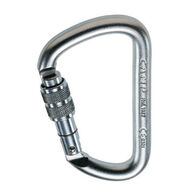 CAMP Steel D Screw Gate Carabiner