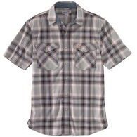 Carhartt Men's Big & Tall Rugged Flex Bozeman Short-Sleeve Shirt