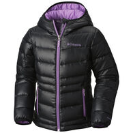 Columbia Girls' Gold 550 TurboDown Insulated Omni-Heat Jacket