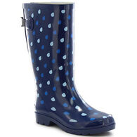 Western Chief Women's Raindrop Vari-Fit Rain Boot