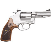 """Smith & Wesson Performance Center Pro Series Model 60 357 Magnum / 38 S&W Special +P 3"""" 5-Round Revolver"""