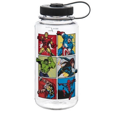 Nalgene 32 oz. Wide-Mouth Bottle - Avengers