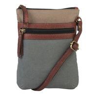 Mona B Women's Ava Crossbody Handbag