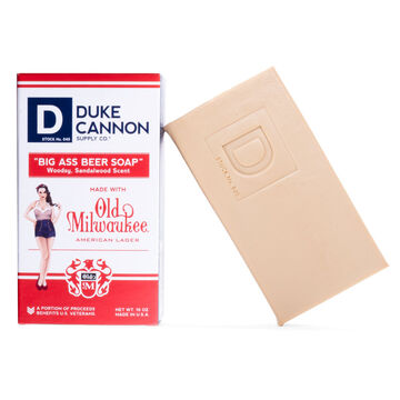 Duke Cannon Big Ass Brick of Soap - Beer