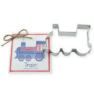 Ann Clark Tin Cookie Cutter - Train