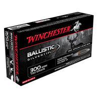 Winchester Ballistic Silvertip 300 WSM 150 Grain Polymer Tip Rifle Ammo (20)