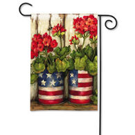 BreezeArt Glory Garden Decorative Garden Flag
