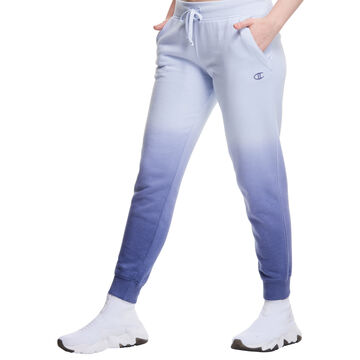Champion Womens Fleece Dye Jogger Pant
