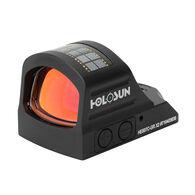 Holosun 507 2 MOA Dot & 32 MOA Circle Green Dot Open Reflex Sight w/ Solar Failsafe