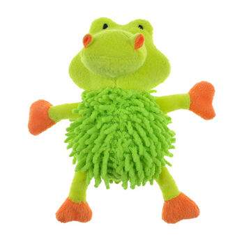 Chomper Mini Moppy Safari Pals Gator Dog Toy