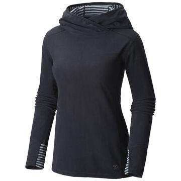 Mountain Hardwear Womens Microchill Lite Pullover Hoodie