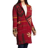 Pendleton Women's Graphic Sweater Coat
