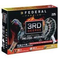 "Federal Premium 3rd Degree w/ Heavyweight TSS 12 GA 3-1/2"" 2 oz. #5, 6, 7 Shotshell Ammo (5)"