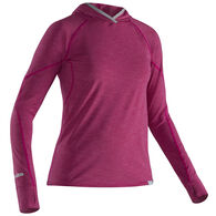 NRS Women's H2Core Silkweight Hoodie - Discontinued Color