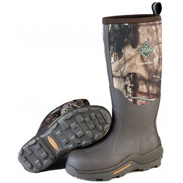 Muck Boot Mens Woody Max Hunting Boot